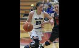 Emily Beseman scored a career high 40 points in an overtime win over Holdingford last Monday.