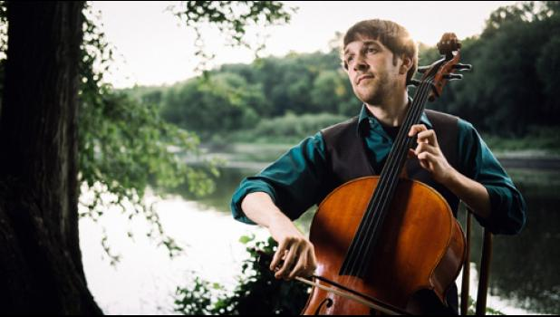 Cellist Eric Graf returns as soloist for the upcoming Long Prairie Chamber Orchestra after performing with the group a couple years ago.