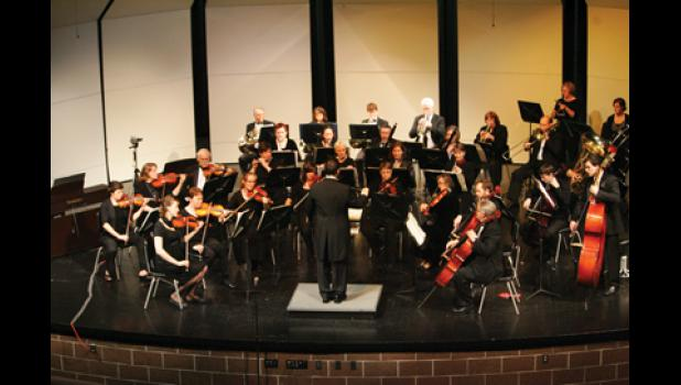 The Long Prairie Chamber Orchestra is celebrating its 40th Anniversary.