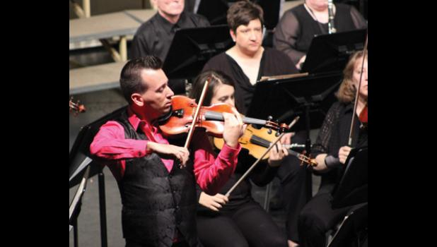 The Long Prairie Chamber Orchestra will present its Summer concert Aug. 4.