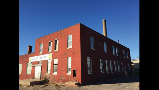 The former Long Prairie Creamery Cooperative building has been a source of controversy between the MPCA and local citizens.