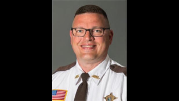 Todd County Chief Deputy Steve Och