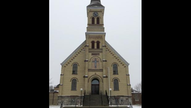 St. Mary of Mt. Carmel in Long Prairie would become clustered with Christ the King in Browerville and St. Josephs in Clarissa along with the Catholic Churches in Swanville and Grey Eagle.