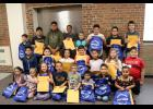 The May LPGE Elementary students of the month.