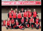 The 2016 Cardinals picked up a 12-9 win over BBE in their first game on their new field on May 16.
