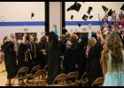 The Long Prairie-Grey Eagle Secondary School held its annual commencement exercise May 27. Rep. Ron Kresha was the featured speaker this year. Austin Evenson was the Salutatorian and Katrina Blommel was the valedictorian of the class of 2016.